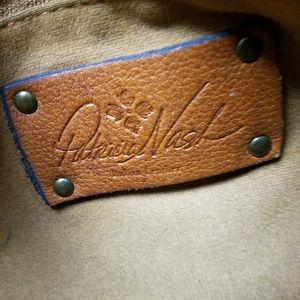 Patricia Nash Bags - Patricia Nash Tan Brown Leather Crossbody Bag
